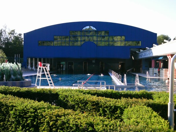 Piscine piko a rodange au luxembourg ou je vais nager 1h00 for Piscine luxembourg