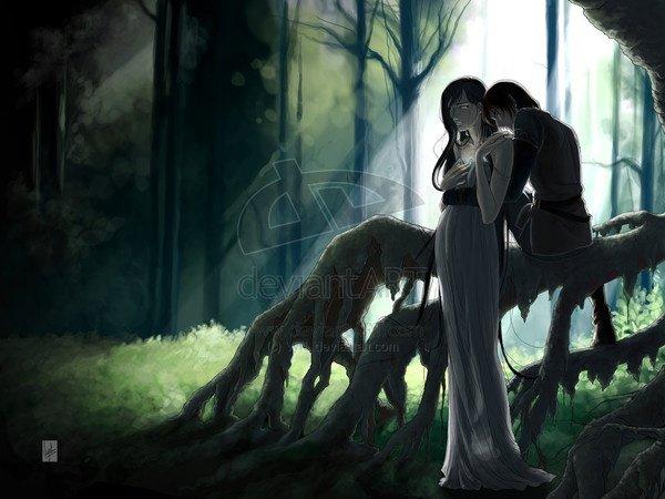 Au coeur de la forêt