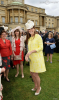 Kate � la garden party royale de Buckingham